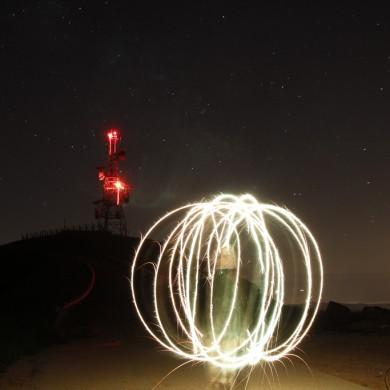 Marc Cirac. Curso de fotografí nocturna