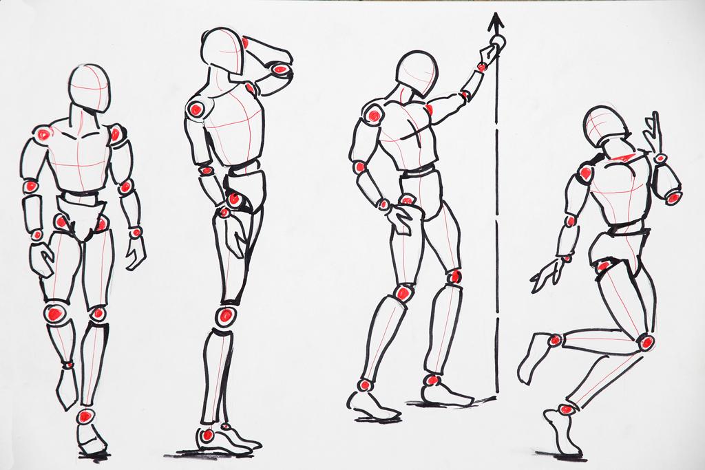 Técnicas de ilustración para diseño de moda   Academia Acai Sabadell