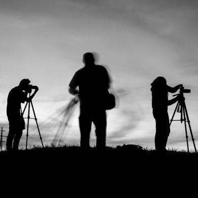 Jordi Vinyets. Curso de fotografía nocturna.