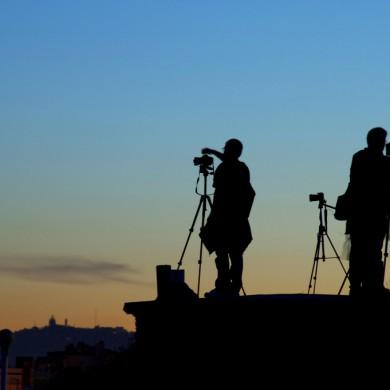 Miki Tres. Curso de fotografía nocturna