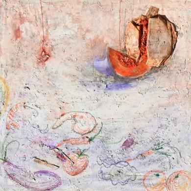 Gloria Martinez Vers. Curso de pintura