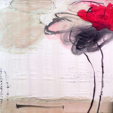 Curs de pintura sobre seda a Sabadell
