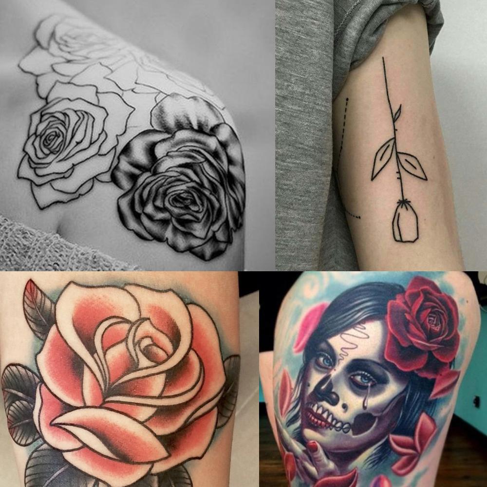 tatuatjesroses